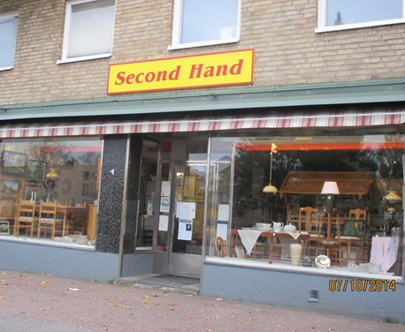 Second Hand Smålandsstenar