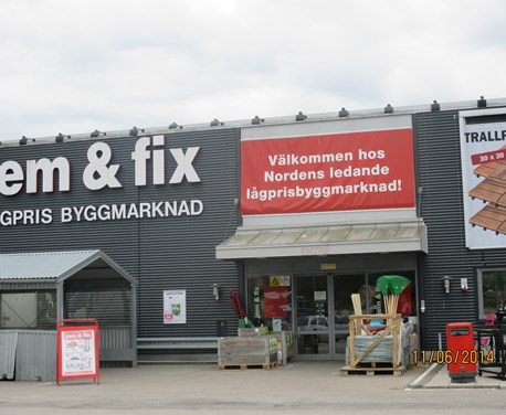 Jem & Fix Gislaved
