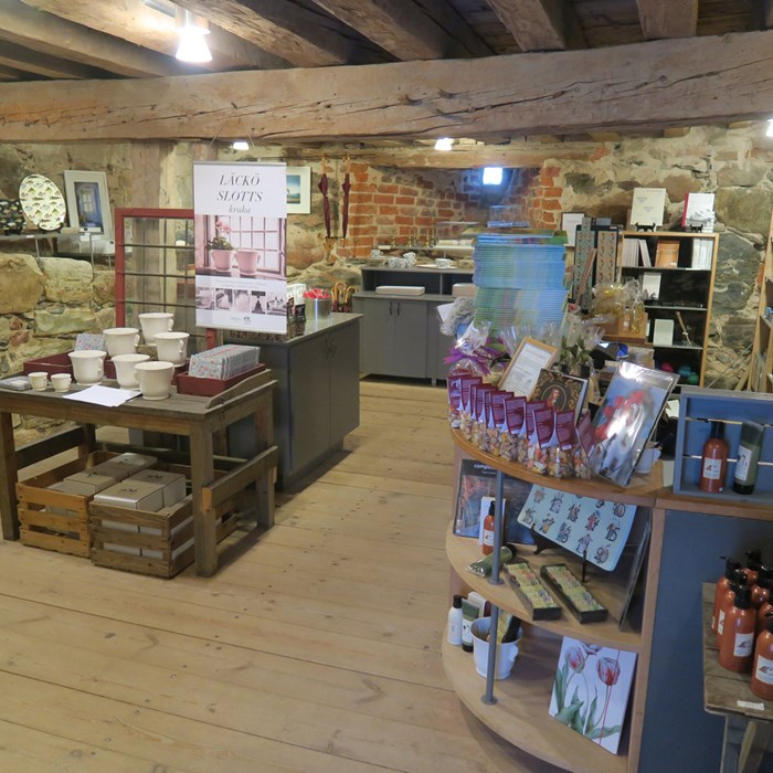 The castle shop