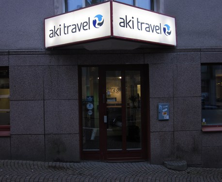 AKI Travel AB, Borås City