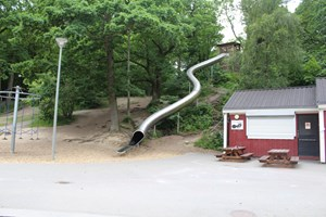 Plikta Slottsskogen Lekplats 444 Td