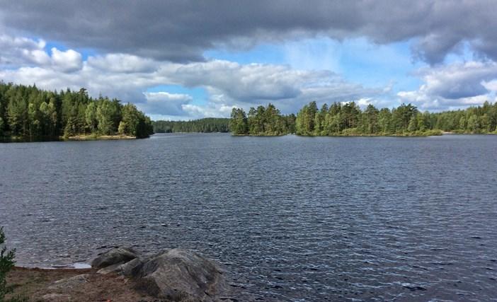 Lilla Hultens Viskafors karta - unam.net